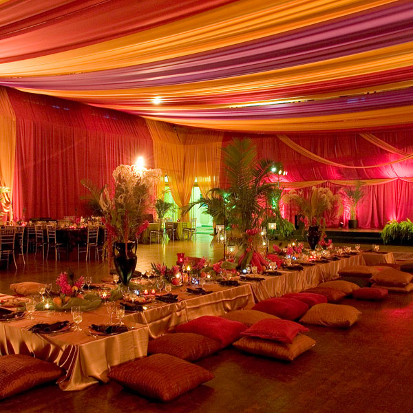 Persian Themed Party The Event Group