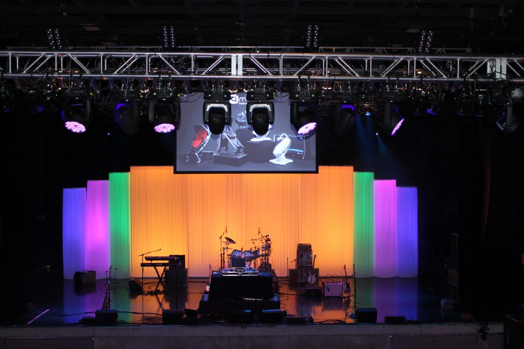 Corporate Event At Stage Ae The Event Group