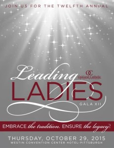 Leading Ladies Oakland Catholic Event   The Event Group, Pittsburgh Corporate Event Planners